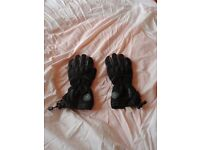 Triumph Armoured Bike Gloves