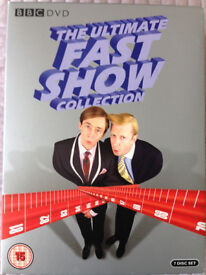 The Fast Show 7 Disc DVD Box Set - the Ultimate Collection