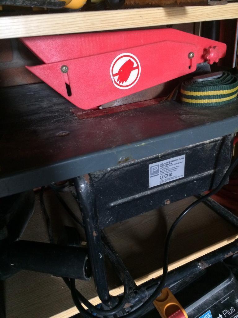 240v Table Rip Saw