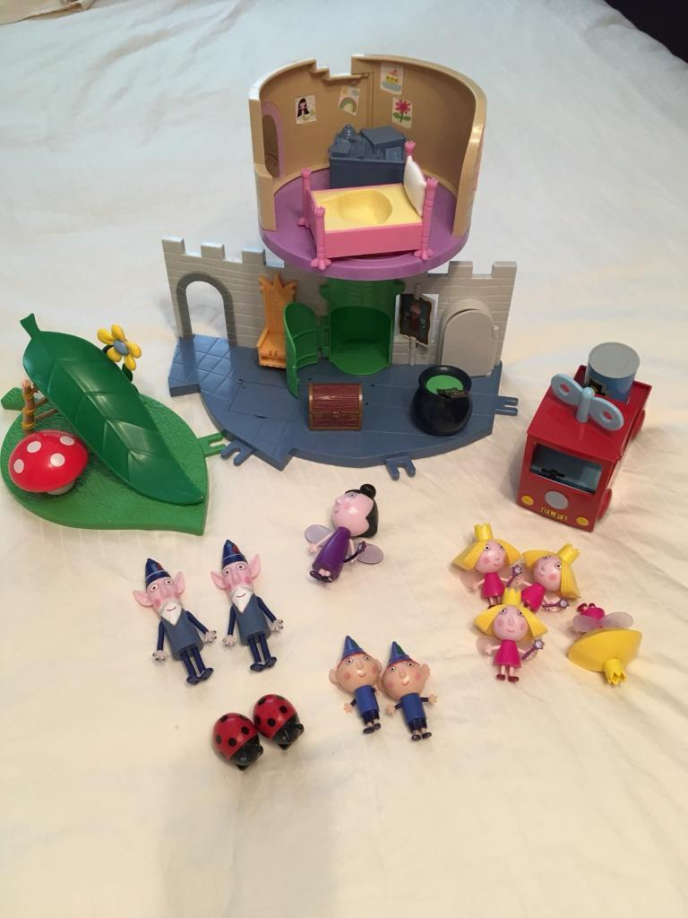 Ben and Holly castle