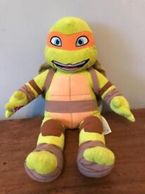 Teenage Mutant Ninja Turtle Teddy