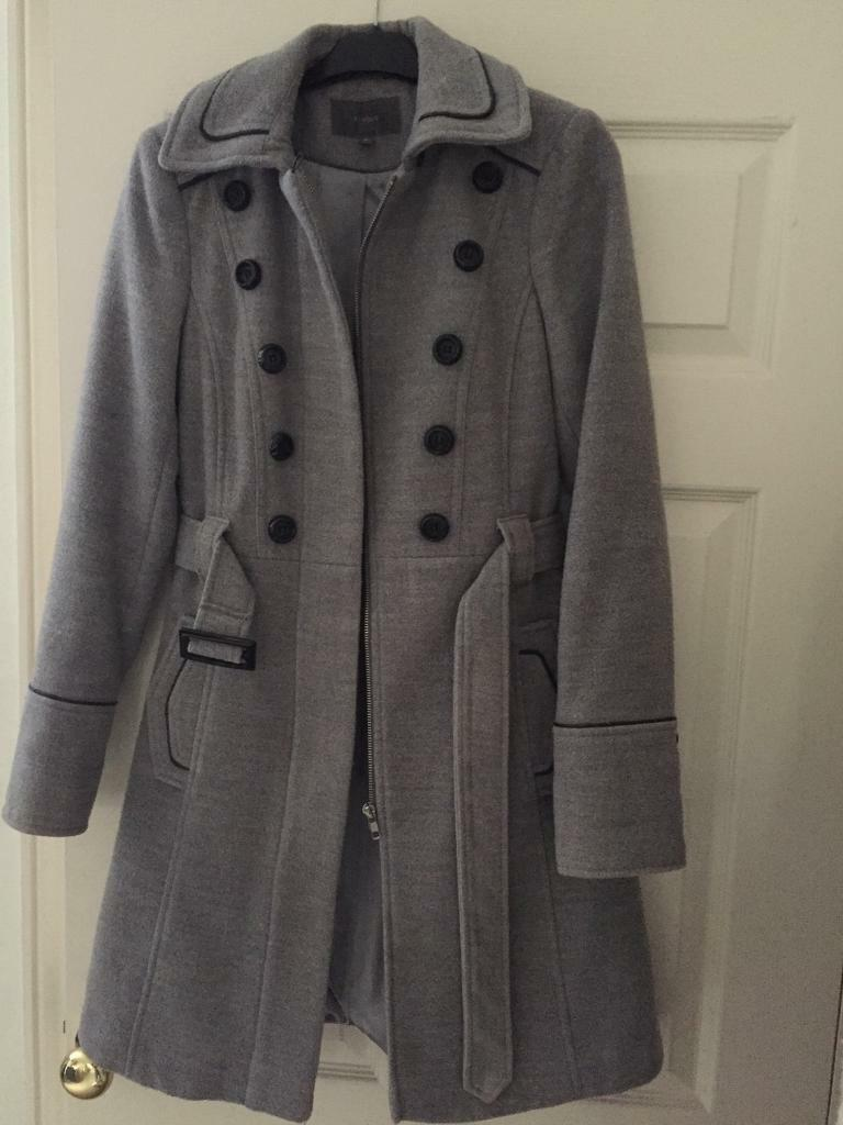Matalan Grey Coat In Leicester Leicestershire Gumtree