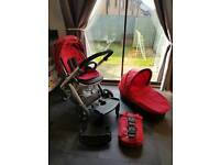 **MUST GO** Oyster Stroller (Buggy) & Carrycot with Accessories