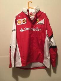 Men's Ferrari jacket brand new with tags £15