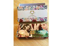 Brand new in box beautiful Audrey Hepburn clutch purse
