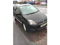 2007 Ford Fiesta style