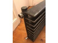 Cast iron 3 column 6ft radiator