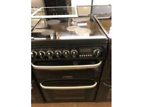 60CM BLACK CANNON ELECTRIC COOKER