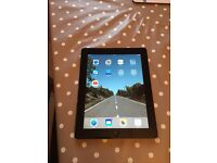 Apple ipad, with apple smart case and accessories in great condition