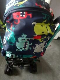 Cosatoo monster pushchair BARGIN!!