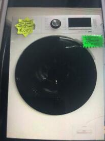 Hisense ex-display 9kg washing machine