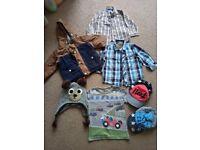 next 12-18 month boys clothes