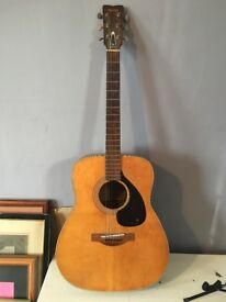 Genuine Yamaha FG-180 Accoustic Guitar