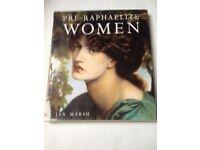 Pre-Raphaelite Women by Jan Marsh