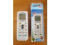 NEW Universal LCD A/C Muli Remote Control RC for Air Condition Conditioner