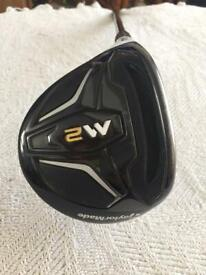 Taylormade Left Hand 3 Wood M2