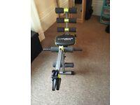 Wondercore workout machine