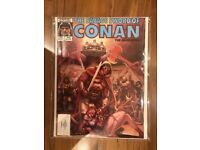 Savage Sword of Conan #122 (NEAR MINT)