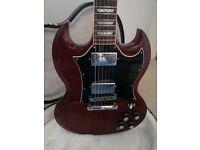 Gibson sg standard (very clean)
