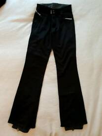 O'Neill ladies black ski/snow boarding trousers