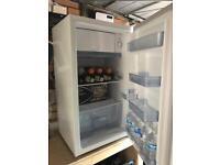 Small.fridge with cooker box