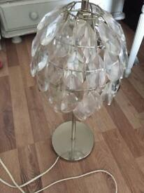 Ikea table lamp heavy