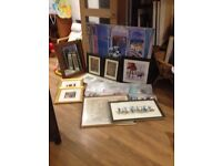 Framed pictures / mirror £5 each