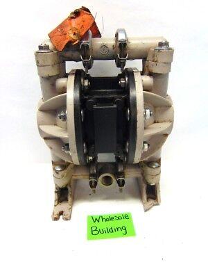Aro Diaphragm Pump 666053-322 12 100psig Max 13 Gpm Max