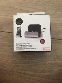 iPhone 6s charger docking station