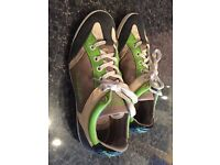 PANTOFOLA D'ORO GOOD CONDITION in leather was £240 only £19 size 41 eur