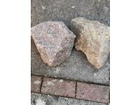 Medium Size Landscaping Garden Rocks