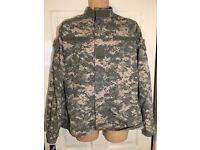 US Army ACU Jacket - Medium Regular - New