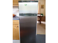 Fridge with freezer 212 lt perfect conditions. Two doors. Available till 30 August. 80 Pounds