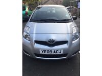 Toyota Yaris 1.0 VVT-i 3dr (low mileage)