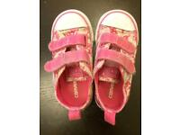 USED Children's Converse, size 7