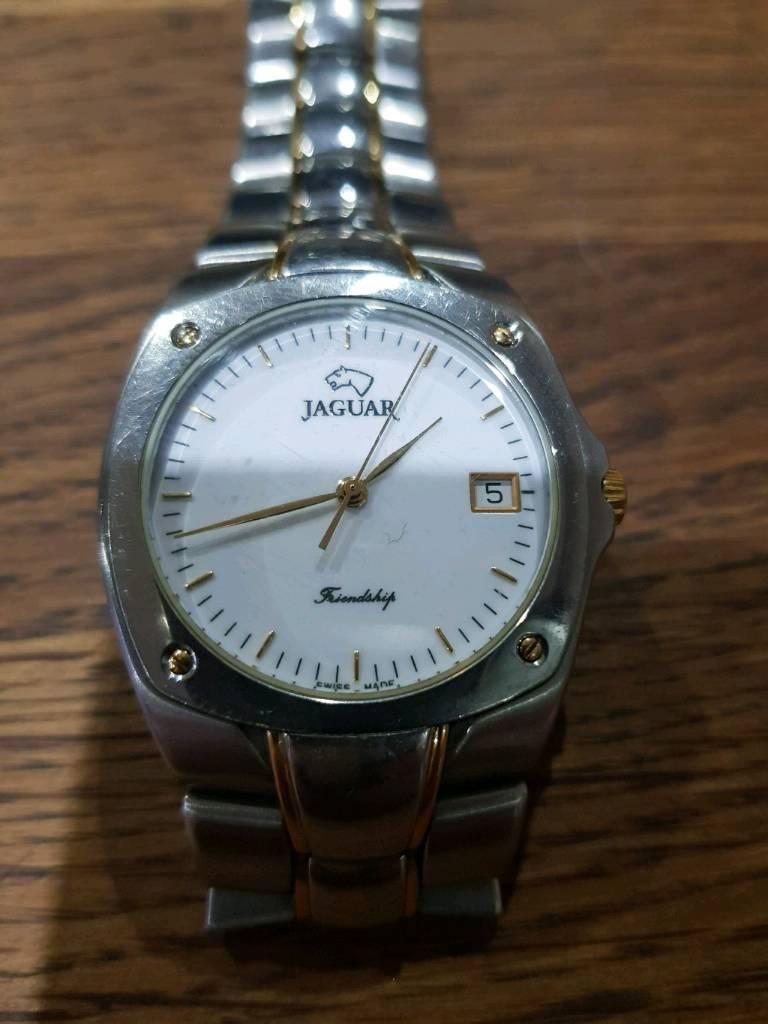 jaguar j290 man's watch | in camberley, surrey | gumtree