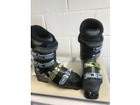 Salomon Ski Boots UK Size 8 Mondo 26.5