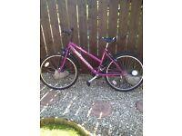 Ladies Towsend Atlantis mountain bike