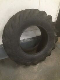 Old Tractor Tyre - Fitness/CrossFit