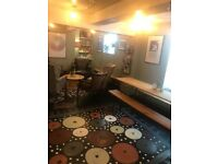 Studio / office space within central Brighton cafe available