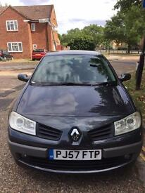 Renault Megan 1.5 DCI 5door black Diesel
