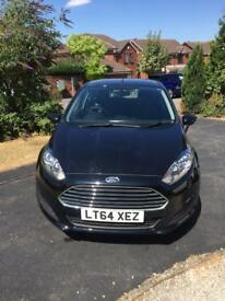 64 plate Ford Fiesta Econetic
