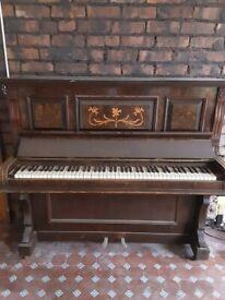 Upright Piano Phillips Cambrige & Co