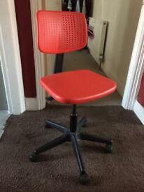 Ikea desk chair perfect condition
