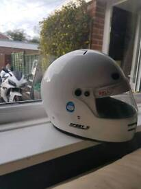 Bell sport series 5 motorsport helmet