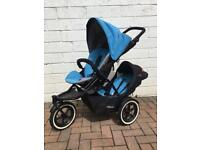 Phil and Ted Navigator Double Buggy