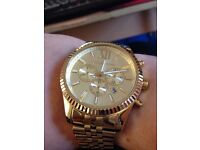 Michael Kors Lexington Mens Watch (real)