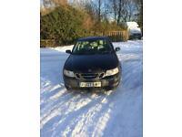 Saab 93 sport 1.9 tid diesel 07 plate