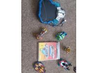 Ps3 Skylanders superchargers plus all vehicles etc