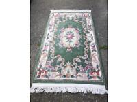Very good condition rug FREE DELIVERY PLYMOUTH AREA